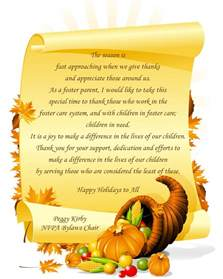 national foster parent association november 2013