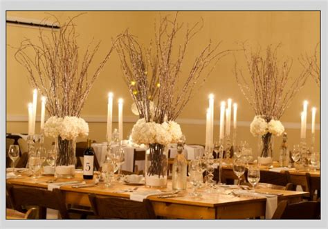 for sale tall crystallized branch centerpieces the knot community