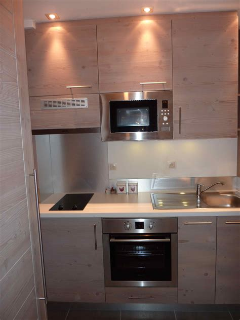 cuisine style montagne great cuisine montagne pictures gt gt une cuisine en bois