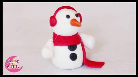 pate a modeler p 226 te 224 modeler le bonhomme de neige de no 235 l