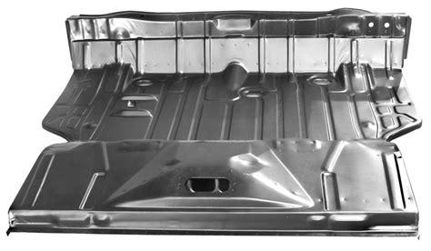 trunk floor complete   chevelle   monte carlo