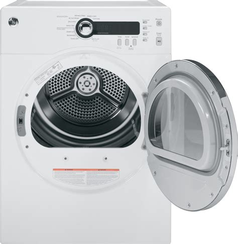 dcvhekww ge  vented  cuft electric dryer white