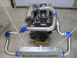 Front Mount Intercooler Piping Bov Kit For Nissan S13 S14