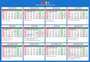 Kalender Indonesia Online 2018