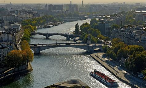 Will Parisians Be Swimming In The River Seine Soon