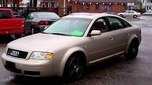 Audi A6 2001 : 2001 audi a6 quattro awd sedan 4dr 4 2l v8 at leather moonroof youtube ~ Farleysfitness.com Idées de Décoration