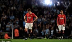 Alex Ferguson and Roberto Mancini clash on touchline ...