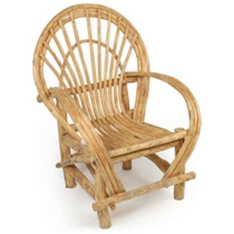 rustic bentwood twig furniture