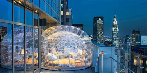 Bar Accessories Nyc by 12 Best Rooftop Bars In Nyc Nyc Rooftop Bars Lounges