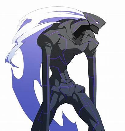Birth Merkava Character Humanoid Monster Uniel Under