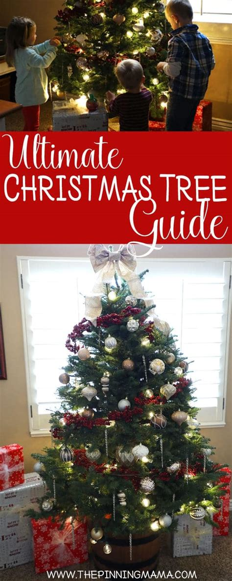 thoughts on decorating a tree the ultimate guide to decorating your tree the pinning
