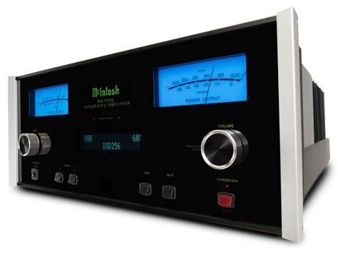 Stereo System › Integrated Amplifier