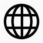Icon Globe Transparent Web Internet Website Browser