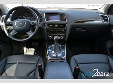 2014 Audi Q5 TDI Review Web2Carz