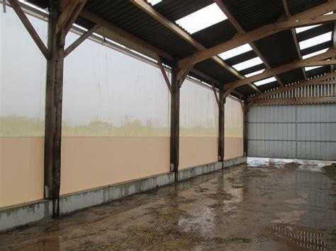 Rideau De Ventilation Abondance, Filet Brise Vent Agricole