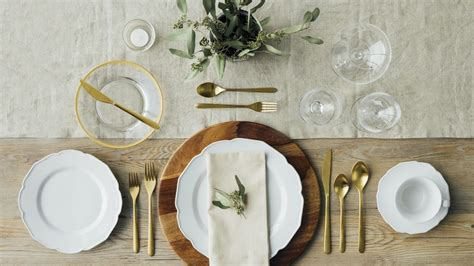 5 Table Settings Every Host Should Know  What's For Dinner?