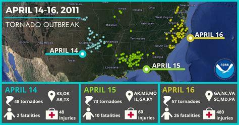 foto de April 15 2011 Tornado Outbreak