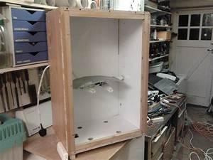Under Cabinet Grow Light Mmmm New Project Diy Light Grow Box