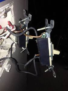 Ceiling Fan  U0026 Switch  Outlet Wiring Question