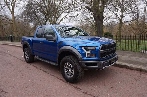 How Much Are Ford Raptors by 2017 Ford F 150 Raptor Costs As Much As 911 In The Uk