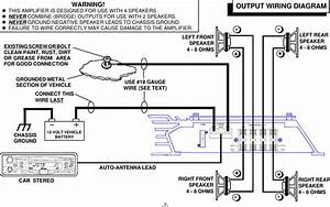 Audiovox Tech Service Wiring Diagram