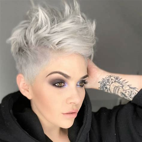 S Pixie Hairstyles by Top 10 Most Flattering Pixie Haircuts For