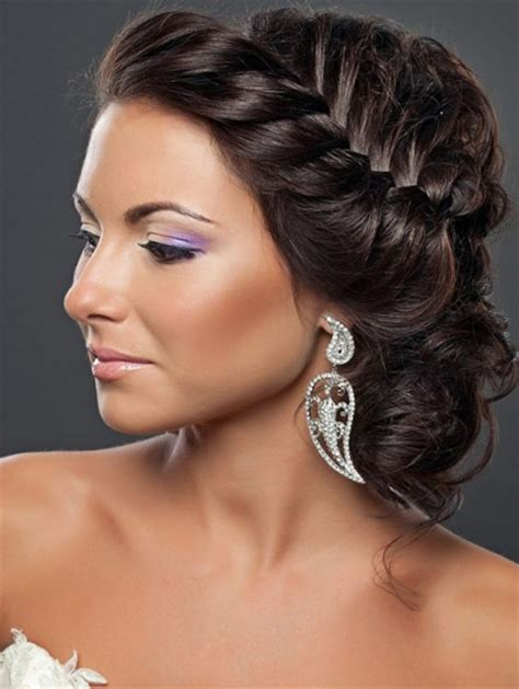 Formal Hairstyles For by Formal Braid Hairstyle For An Look Talk Hairstyles