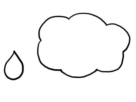 Cloud Template Blank Cloud Template Clipart Best
