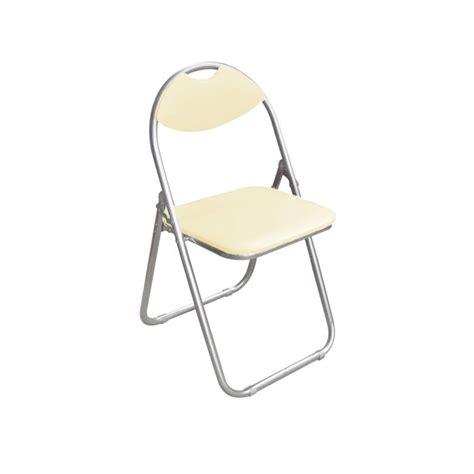 lot de 6 chaises blanches lot de 6 chaises pliantes de cuisine blanches c achat vente chaise acier epoxy cdiscount