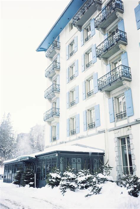 hotel mont blanc chamonix hotel mont blanc