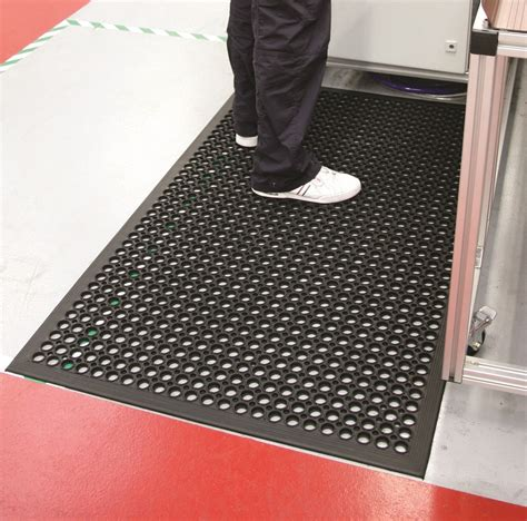 workstation rubber matting  rubber company