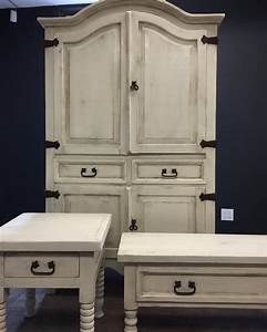 A Wonderful Rustic Finish Created With Chalk Paint By