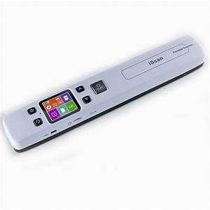 Cheap High Speed Portable Scanner A4 Size Document Scanner ...