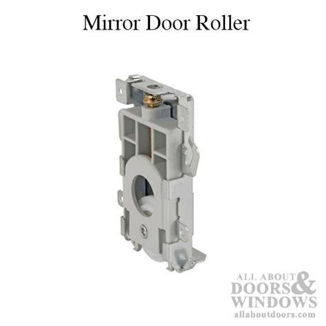 mirror wardrobe door roller assembly reversadermcream