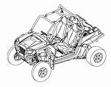Rzr Coloring Pages Polaris Drawing Drawings Sketch Clip Utv Colouring Sketches Printable Colorings Sheets Grizzly Bears Sketchite Cricut Patents Frame sketch template
