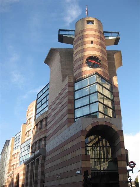 Number One Poultry London - e-architect
