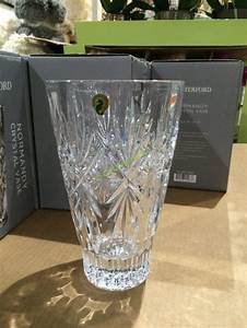 Waterford Normandy Crystal Vase – CostcoChaser