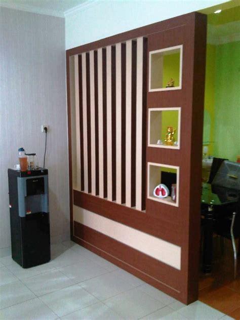 model partisi ruangan minimalis terbaru  modern