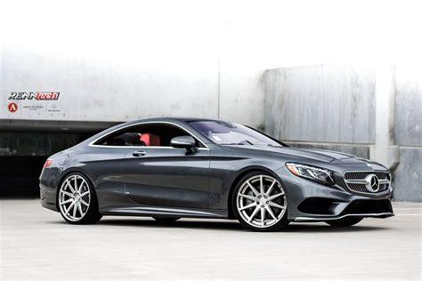 Renntech Mercedes S550 Coupe By Aristocrat