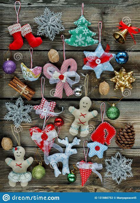 homemade christmas toys christmas tree decorations