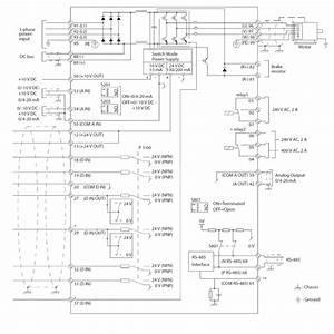 4  Wiring Diagram Of The Danfoss Inverter  23
