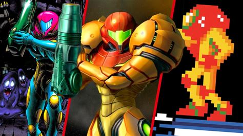 Best Metroid Games Of All Time - Feature - Nintendo Life