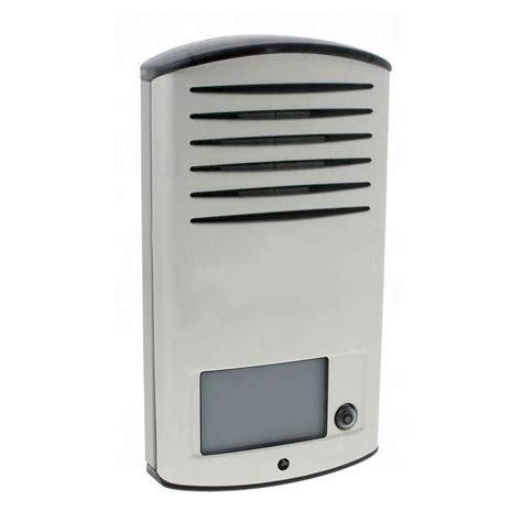 kit citofono monofamiliare cornetta interno bticino linea 2000 audio 4 fili area illumina