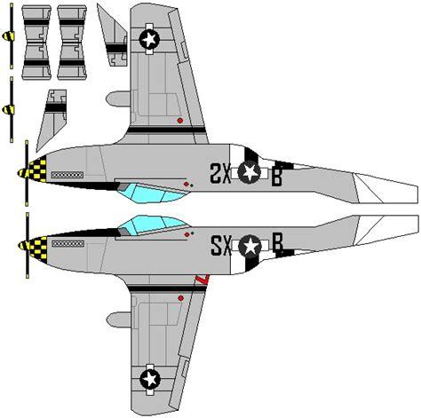 aviones para recortar y armar imagui