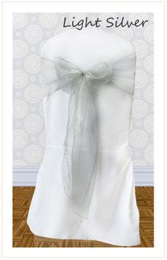 wedding chair covers  pinterest wedding chairs