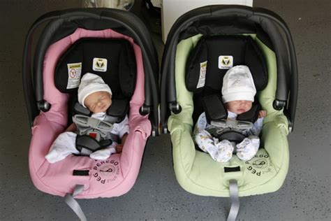 Best Car Seats For Twins And Preemies