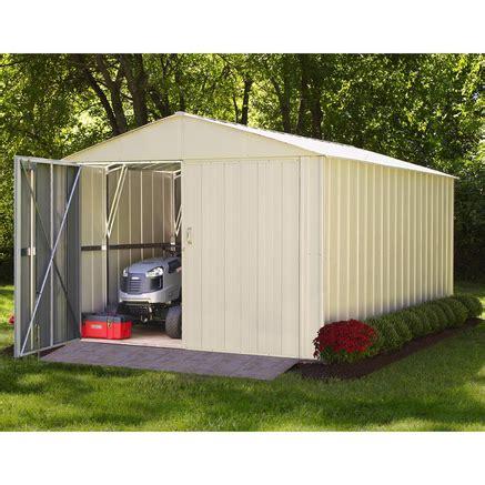 sears metal storage sheds
