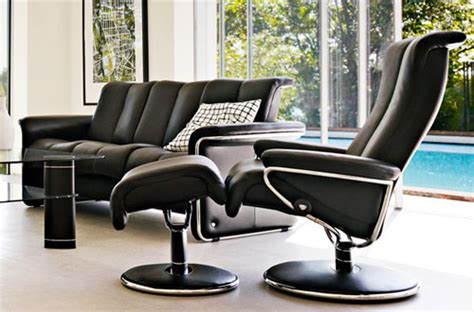 Ekornes Jazz Stressless Recliner by Ekornes Stressless Blues Recliner Chair Lounger Ekornes