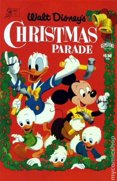 comic books  christmas parade issues