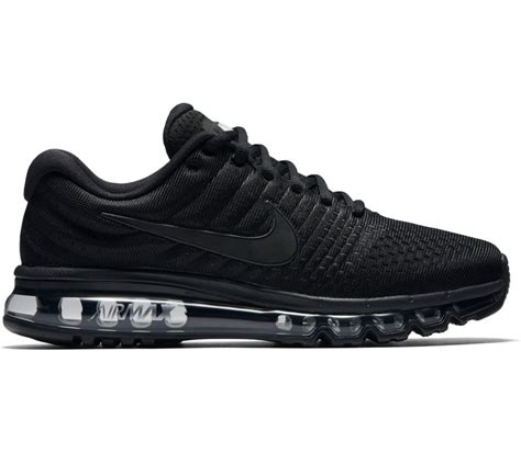 nike air max 5 0 nike air max 2017 39 s running shoes black buy it